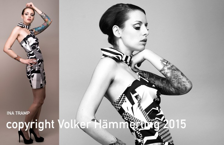 Foto: Volker Hämmerling Model: Ina Tramp