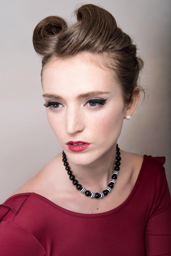 Foto: Volker Hämmerling Model: Sarah Tramp